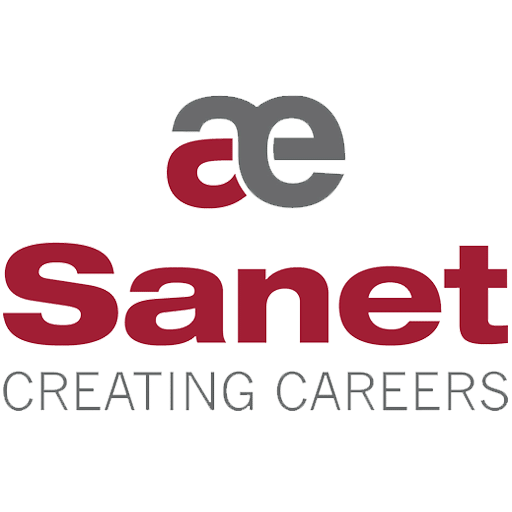 Sanet Creating Careers Logo